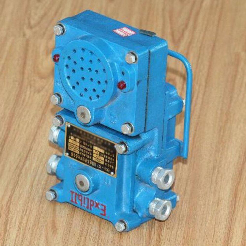 XJH127声光语言报警信号器